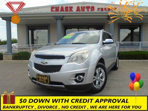 2013 Chevrolet Equinox for sale at Chase Auto Credit in Oklahoma City OK