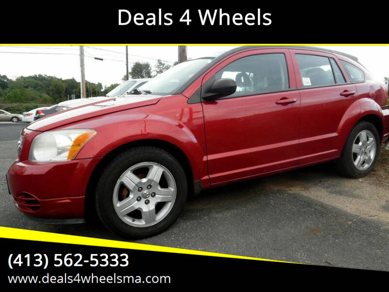 2009 Dodge Caliber for sale at Deals 4 Wheels in Westfield MA