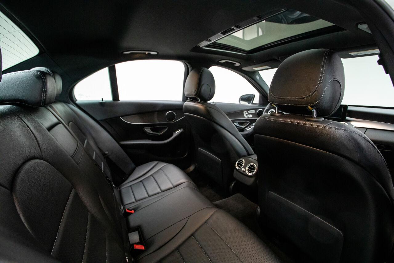 2019 Mercedes-Benz C-Class 15