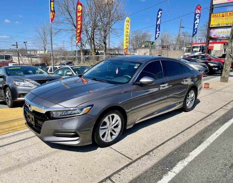 2018 Honda Accord for sale at JR Used Auto Sales in North Bergen NJ