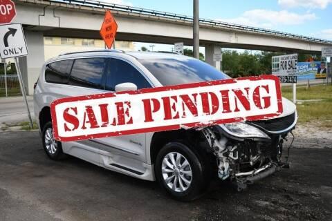 2019 Chrysler Pacifica for sale at STS Automotive - Miami, FL in Miami FL
