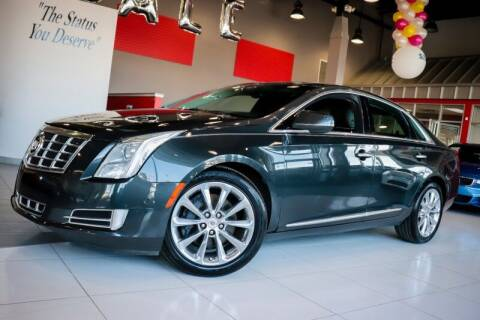 2014 Cadillac XTS for sale at Quality Auto Center of Springfield in Springfield NJ