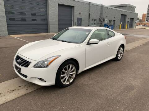 2013 Infiniti G37 Coupe for sale at The Car Buying Center in St Louis Park MN