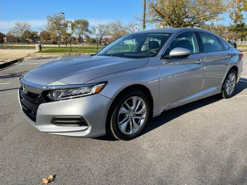 2018 Honda Accord for sale at Royal Motors in Hyattsville MD
