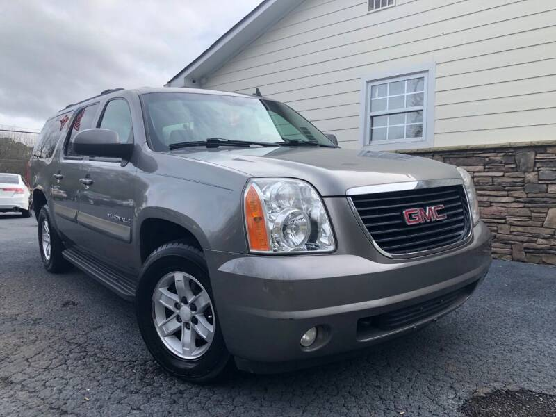 2009 GMC Yukon XL for sale at No Full Coverage Auto Sales in Austell GA