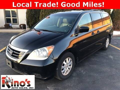 2009 Honda Odyssey for sale at Rino's Auto Sales in Celina OH