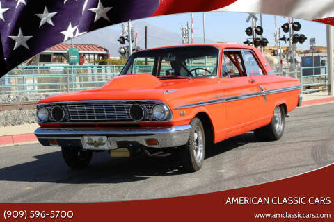 1964 Ford Fairlane 500 for sale at American Classic Cars in La Verne CA