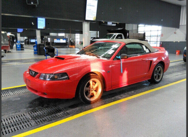 2000 Ford Mustang for sale at HW Used Car Sales LTD in Chicago IL