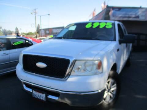 2007 Ford F-150 for sale at Quick Auto Sales in Modesto CA