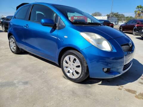 2008 Toyota Yaris for sale at Warren's Auto Sales, Inc. in Lakeland FL