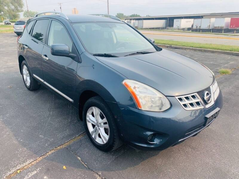 2013 Nissan Rogue for sale at Central Iowa Auto Sales in Des Moines IA
