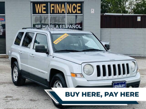 2012 Jeep Patriot for sale at Stanley Direct Auto in Mesquite TX