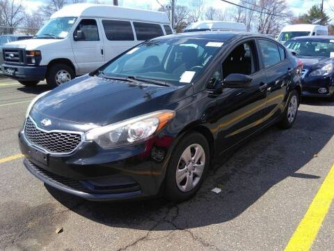 2014 Kia Forte for sale at BUY RITE AUTO MALL LLC in Garfield NJ
