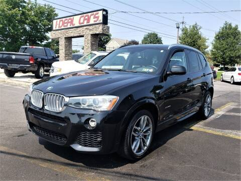 2016 BMW X3 for sale at I-DEAL CARS in Camp Hill PA