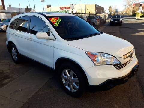 2007 Honda CR-V for sale at Sanaa Auto Sales LLC in Denver CO