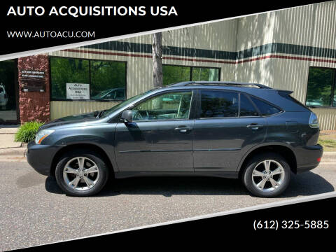 2006 Lexus RX 400h for sale at AUTO ACQUISITIONS USA in Eden Prairie MN