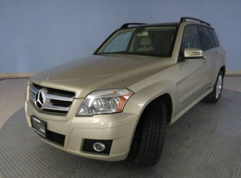 2011 Mercedes-Benz GLK for sale at Hagan Automotive in Chatham IL