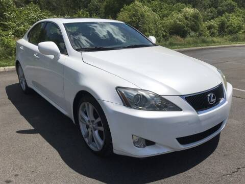 2007 Lexus IS 250 for sale at J & D Auto Sales in Dalton GA