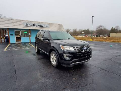 2017 Ford Explorer for sale at DrivePanda.com in Dekalb IL