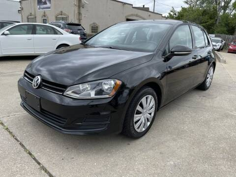 2015 Volkswagen Golf for sale at T & G / Auto4wholesale in Parma OH