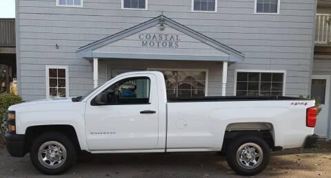 2015 Chevrolet Silverado 1500 for sale at Coastal Motors in Buzzards Bay MA