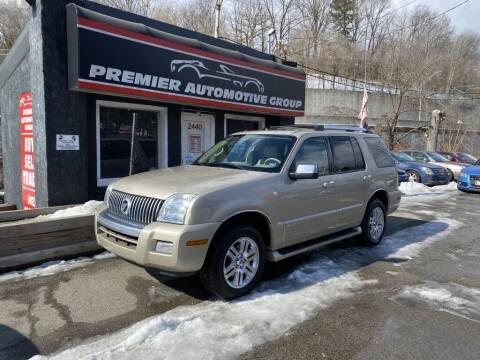 2007 Mercury Mountaineer for sale at Premier Automotive Group in Pittsburgh PA