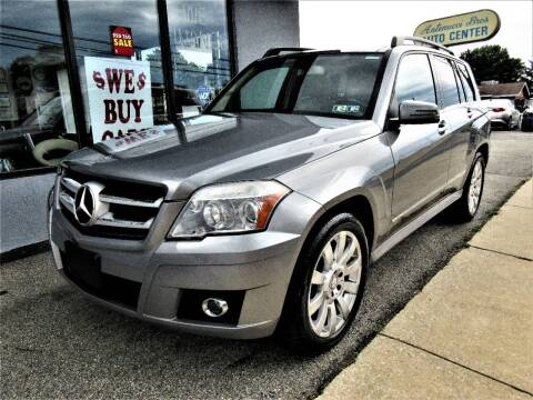 2012 Mercedes-Benz GLK for sale at New Concept Auto Exchange in Glenolden PA