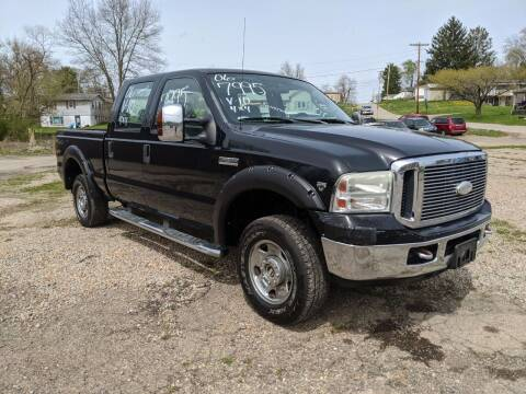 2006 Ford F-250 Super Duty for sale at Route 22 Autos in Zanesville OH