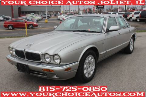 1998 Jaguar XJ-Series for sale at Your Choice Autos - Joliet in Joliet IL