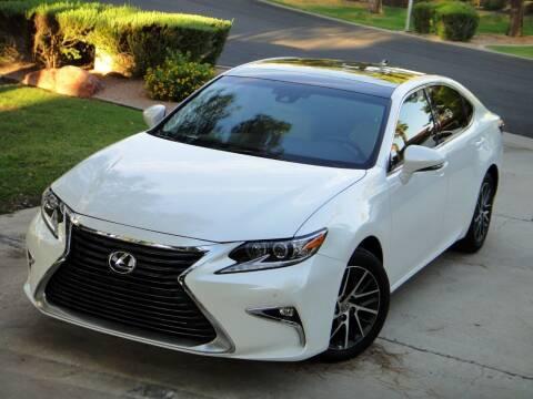 2017 Lexus ES 350 for sale at AZGT LLC in Mesa AZ