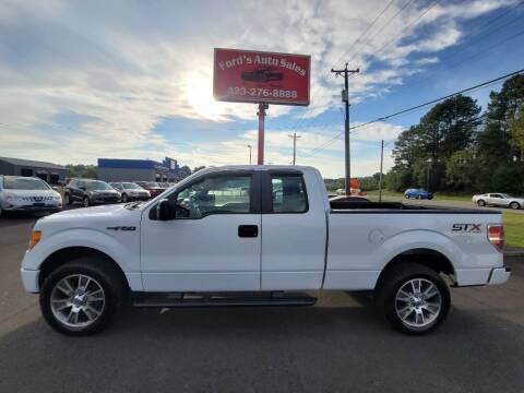 2014 Ford F-150 for sale at Ford's Auto Sales in Kingsport TN