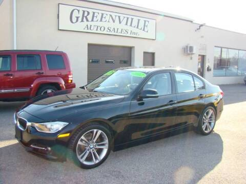 2012 BMW 3 Series for sale at Greenville Auto Sales in Warwick RI