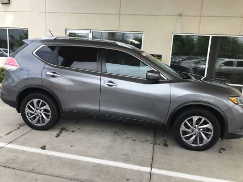2015 Nissan Rogue for sale at Quintero's Auto Sales in Vacaville CA