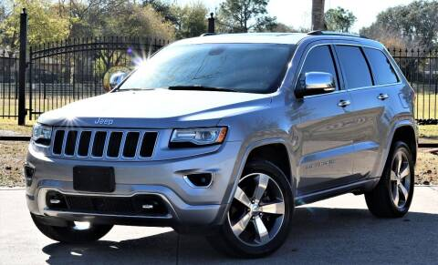 2014 Jeep Grand Cherokee for sale at Texas Auto Corporation in Houston TX