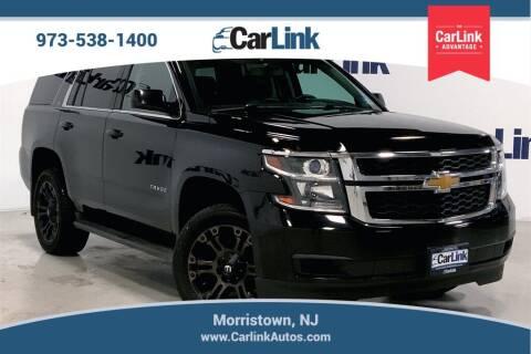 2015 Chevrolet Tahoe for sale at CarLink in Morristown NJ