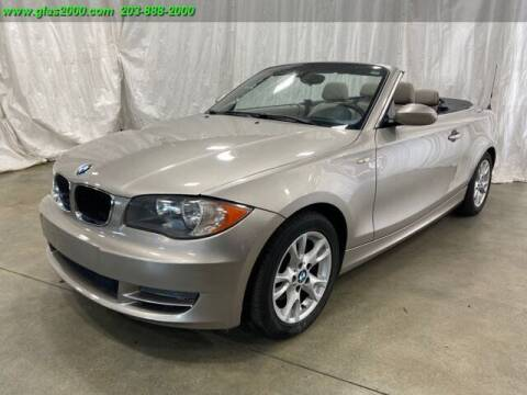 2009 BMW 1 Series for sale at Green Light Auto Sales LLC in Bethany CT