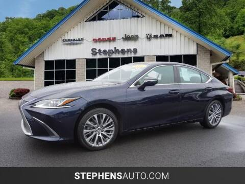 2019 Lexus ES 350 for sale at Stephens Auto Center of Beckley in Beckley WV