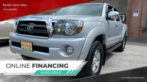 2009 Toyota Tacoma for sale at Rocky's Auto Sales in Worcester MA