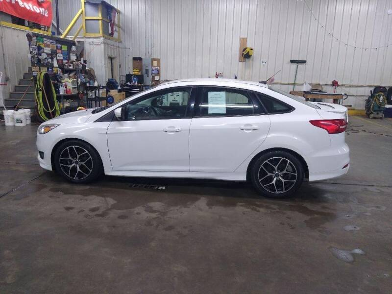 2015 Ford Focus for sale at Willrodt Ford Inc. in Chamberlain SD