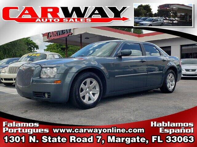 2006 Chrysler 300 for sale at CARWAY Auto Sales in Margate FL