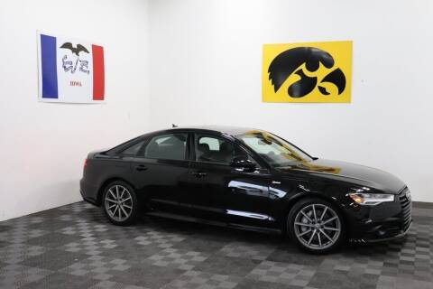 2018 Audi A6 for sale at Carousel Auto Group in Iowa City IA