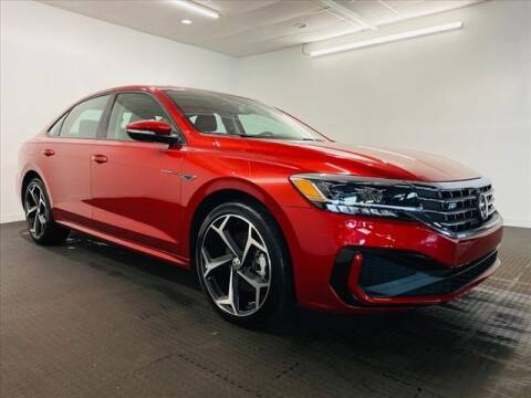 2020 Volkswagen Passat for sale at Champagne Motor Car Company in Willimantic CT