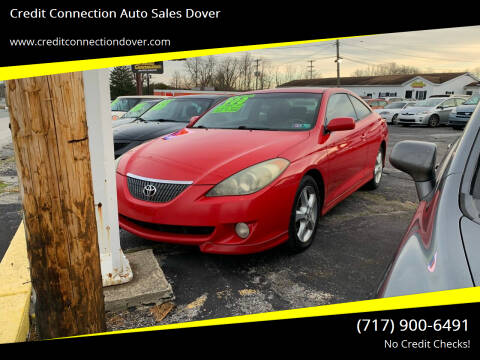 2004 Toyota Camry Solara for sale at Credit Connection Auto Sales Dover in Dover PA