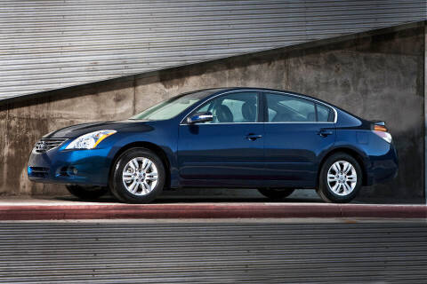 2012 Nissan Altima for sale at Action Automotive Service LLC in Hudson NY