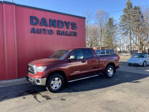 2010 Toyota Tundra for sale at Dandy's Auto Sales in Forest Lake MN