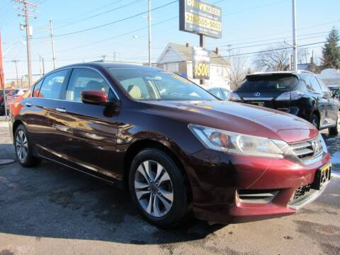 2014 Honda Accord for sale at DRIVE TREND in Cleveland OH