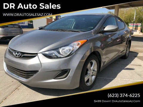 2011 Hyundai Elantra for sale at DR Auto Sales in Glendale AZ