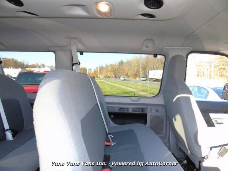2012 Ford E-Series Wagon XLT E-350 XLT Super Duty Extended 4-Speed Automati - Blauvelt NY