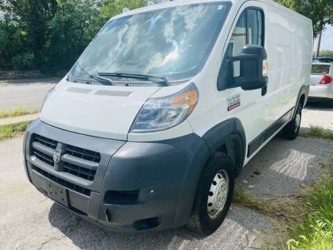 2015 RAM ProMaster Cargo for sale at M&M's Auto Sales & Detail in Kansas City KS