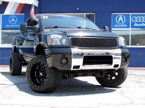 2011 Nissan Titan for sale at Orlando Auto Connect in Orlando FL